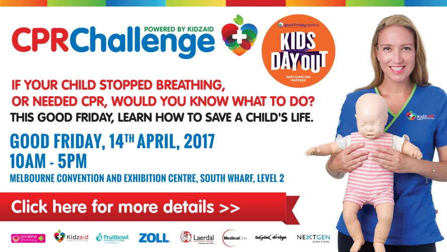 2017 KidzAid CPR Challenge