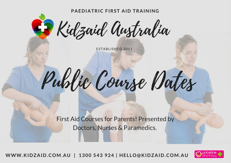 Public Course Dates Kidzaid – for social